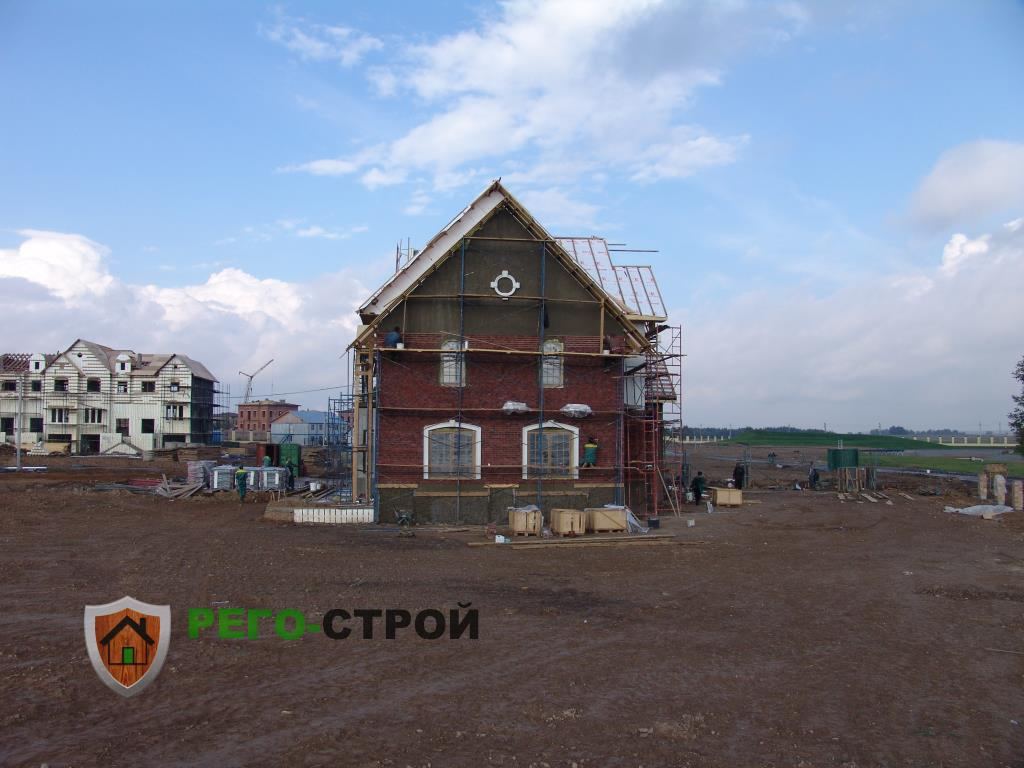 Готовые проекты коттеджей Челябинск - Атриум